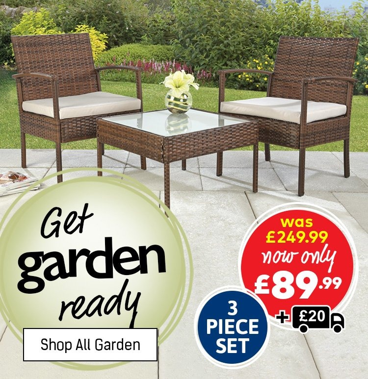 Get Garden Ready - Garden - Shop Now