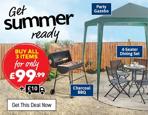 Get Summer Ready - Get This Deal Now