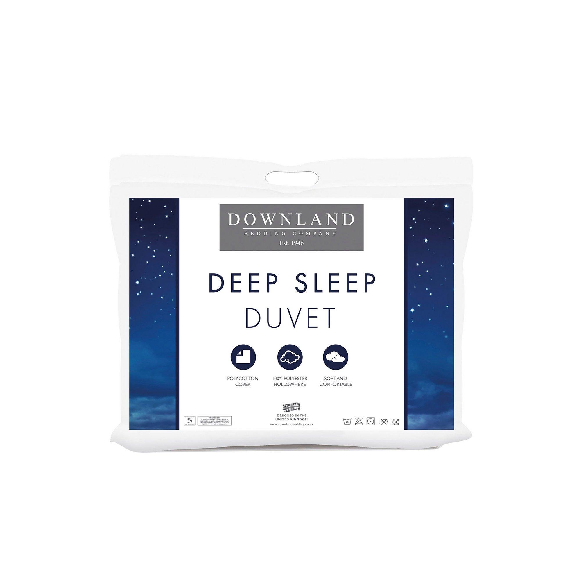 Image of Downland Deep Sleep 10.5 Tog Duvet