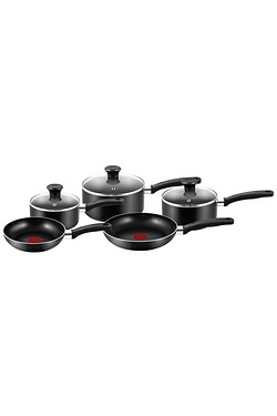 Tefal Essential 5 Piece Pan Set