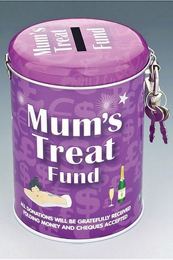 Fines Tin - Mums Treat Fund