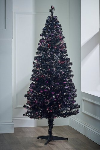 image for 6ft fibre optic christmas tree from studio