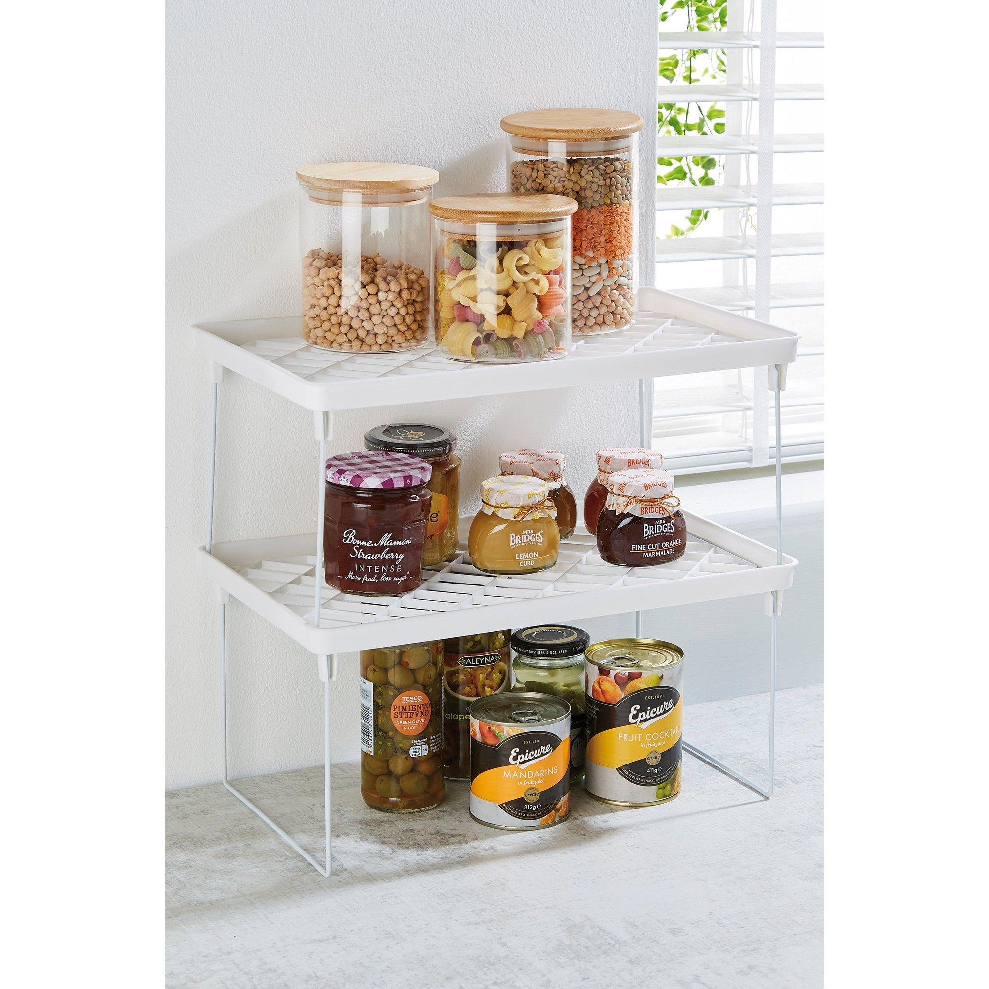 Image of 2-Piece Kitchen Shelf Set