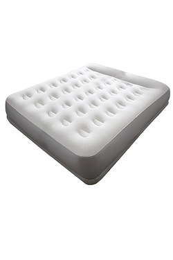 Premium Airbed With Built-In Pump
