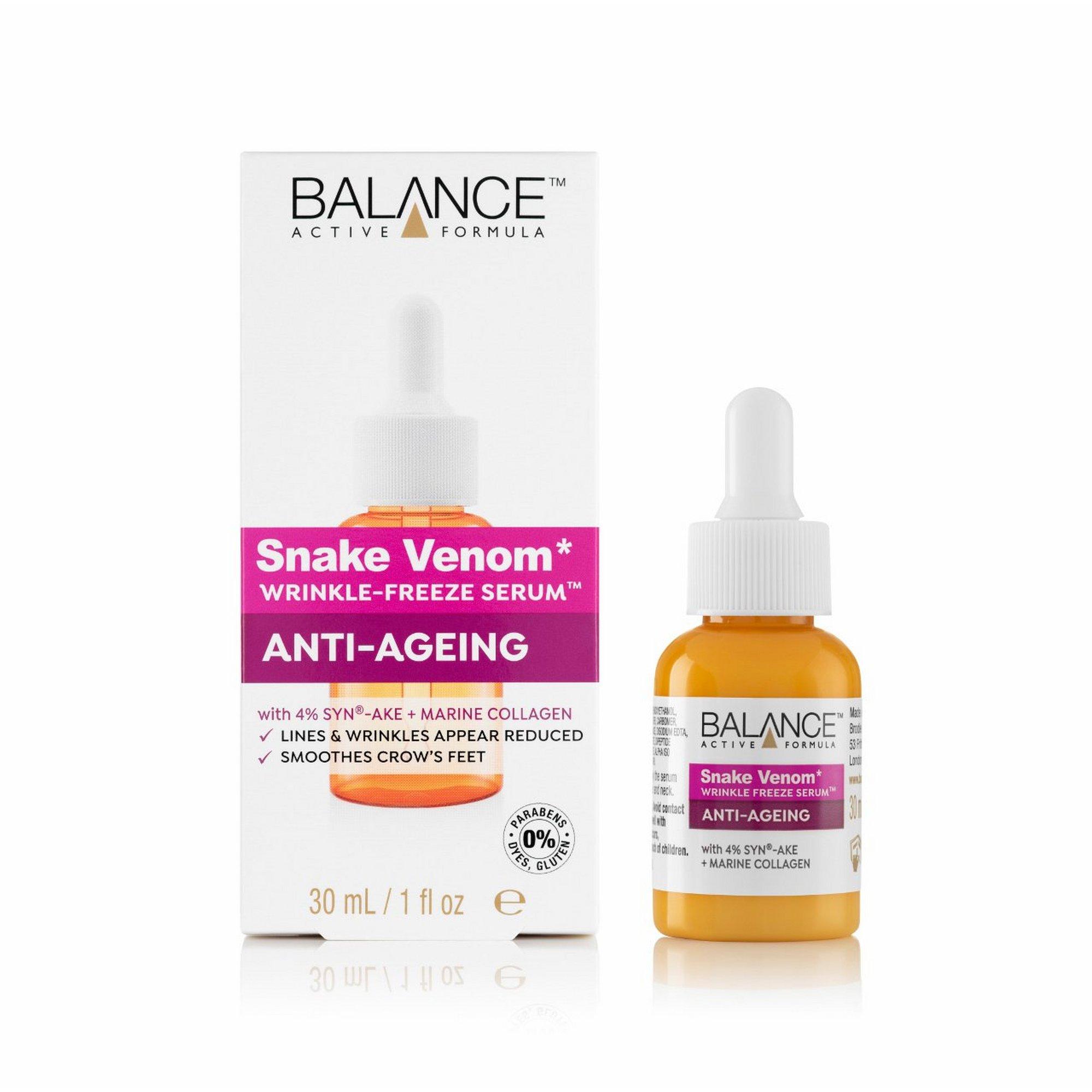 Image of Balance Wrinkle Freeze Serum