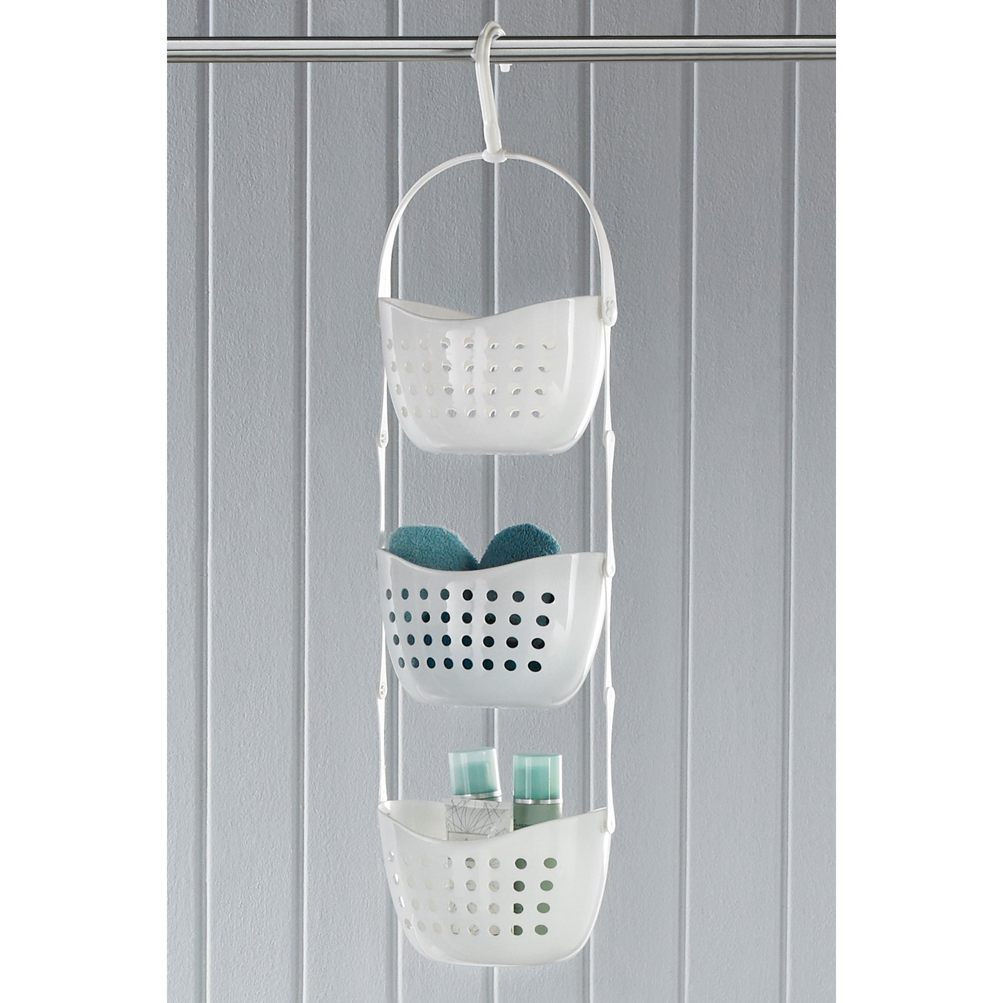 Image of Hanging Shower Caddy