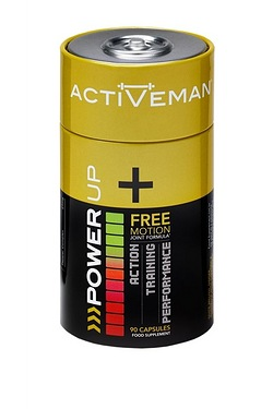 ActiVeman Power Up - Free Motion Joint Formula