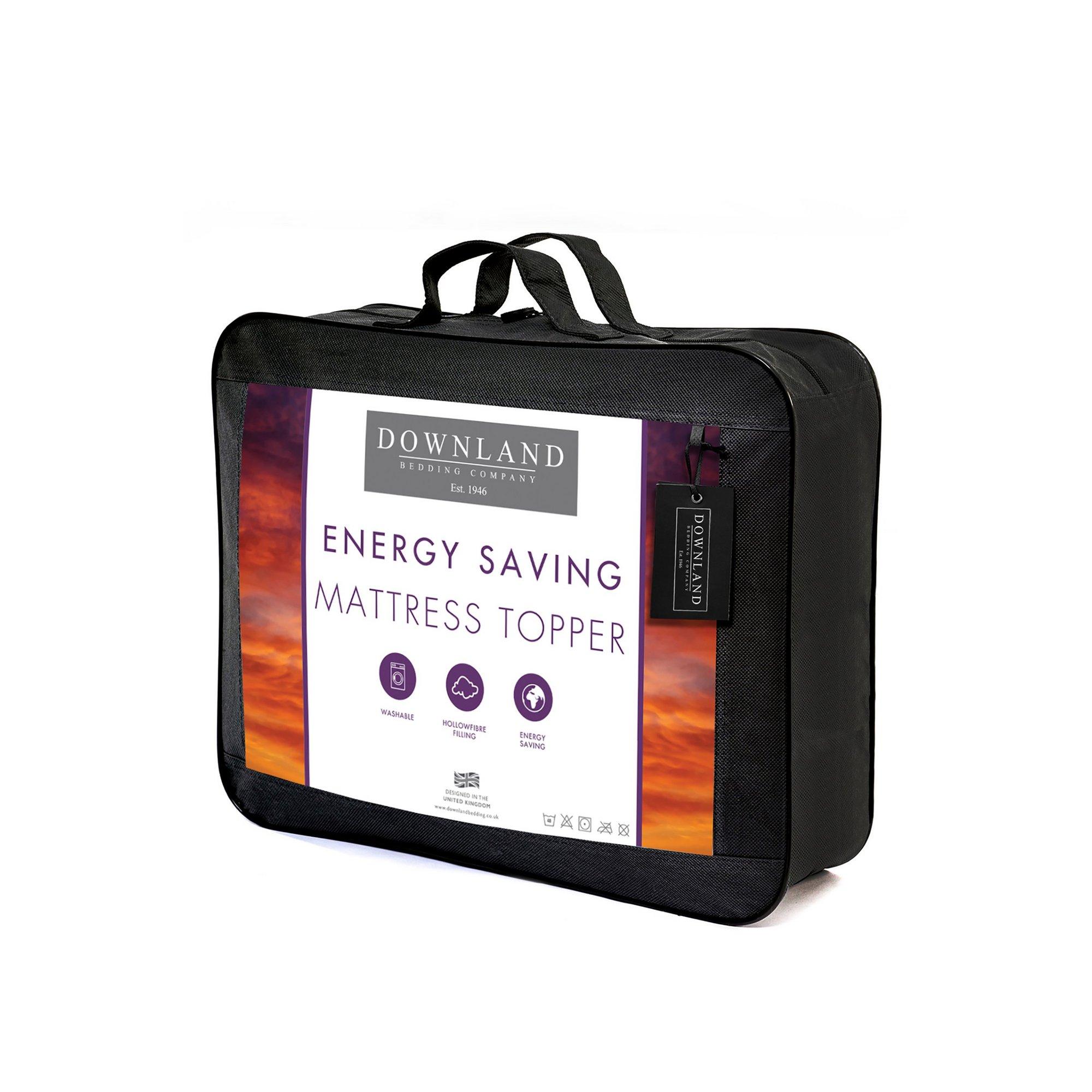 Image of Downland Energy Saving Mattress Topper