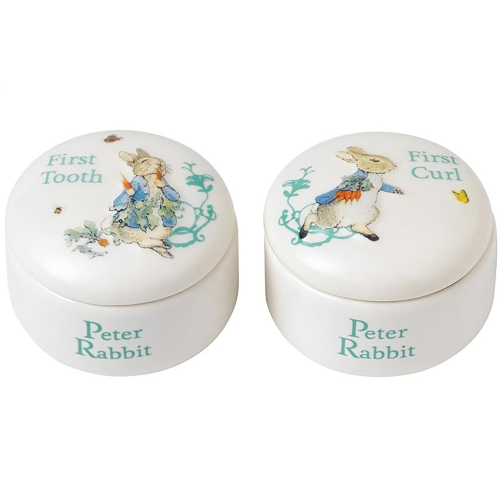 Image of Beatrix Potter - Peter Rabbit Tooth and Curl Box