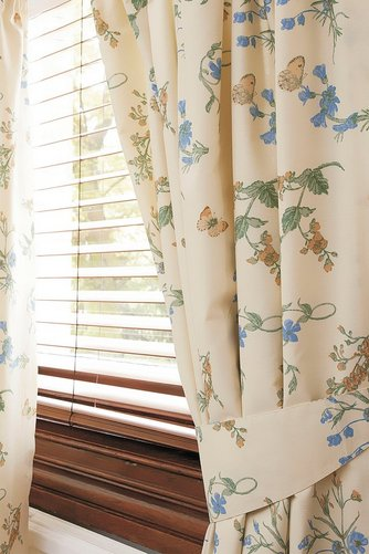Image For Belledorm Periwinkle Curtains From Studio