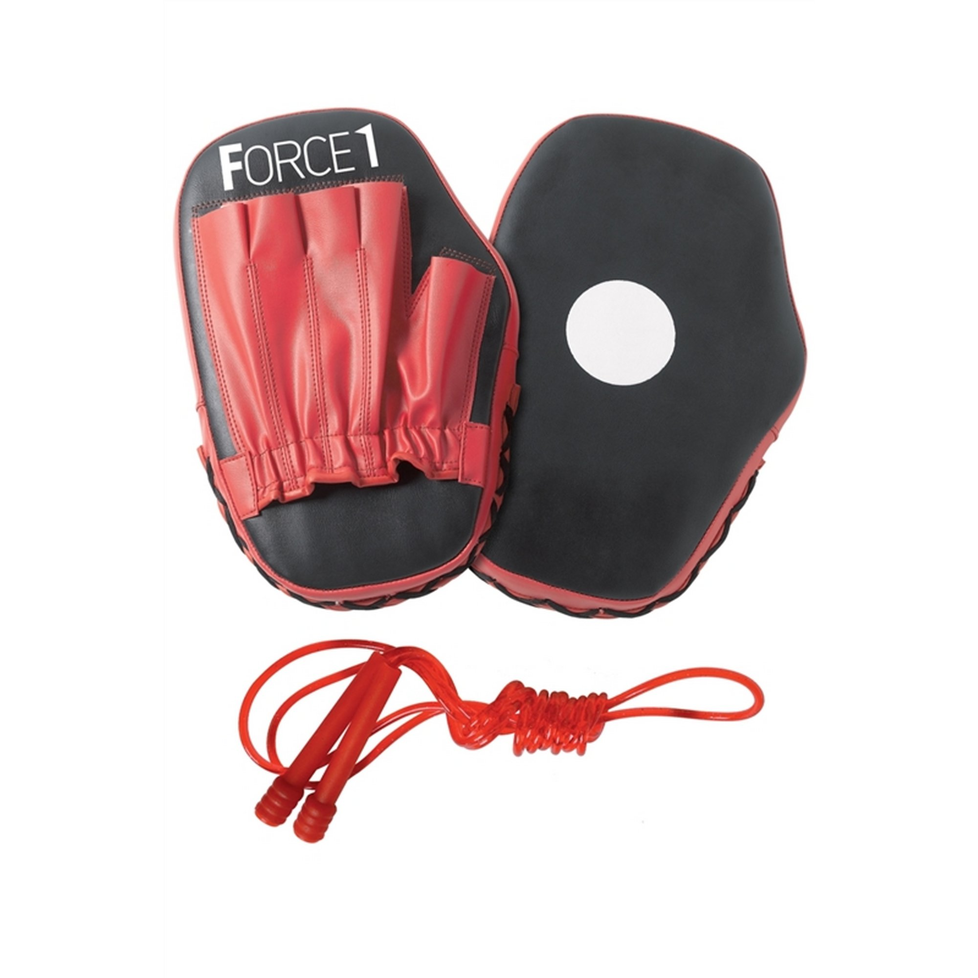 Image of Force 1 Focus Pads and Skipping Rope