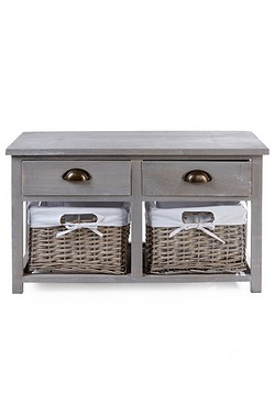 Saltwater 2 + 2 Drawer Unit