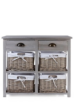 Saltwater 2 + 4 Drawer Unit