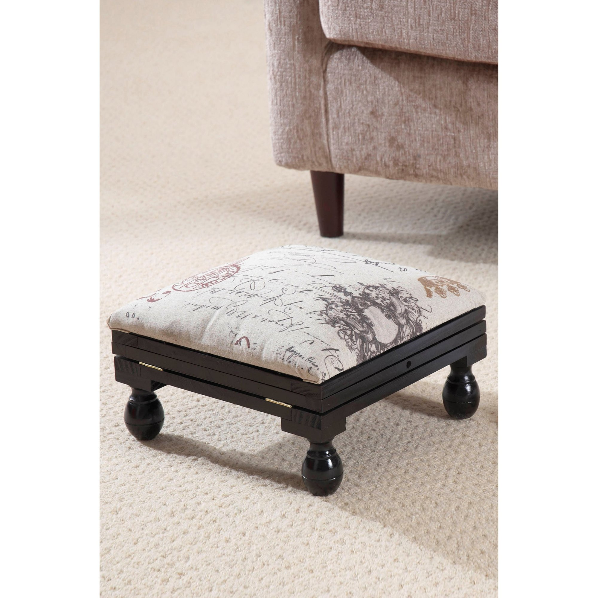 Image of 3 Position Footstool