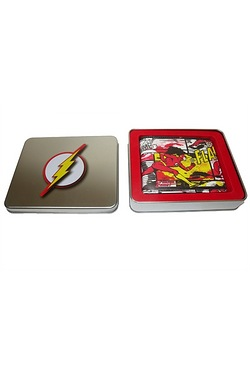 Flash Run Wallet In A Gift Tin