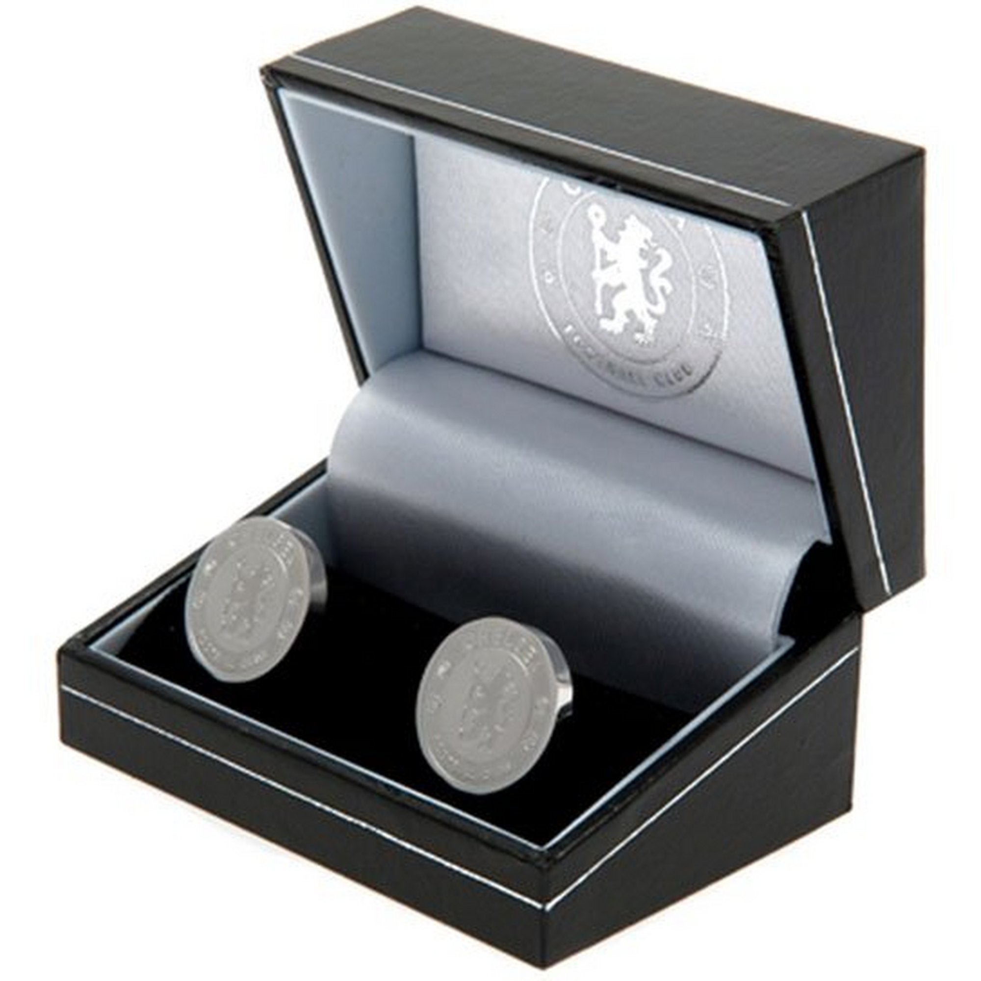 Image of Chelsea FC Stainless Steel Cufflinks