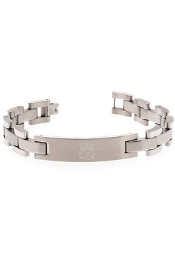 Liverpool Football Club Stainless Steel Bracelet