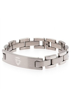 Arsenal Football Club Stainless Steel Bracelet