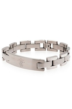 Rangers Football Club Stainless Steel Bracelet