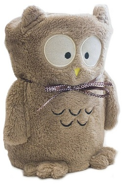 Owl Cuddle Blanket