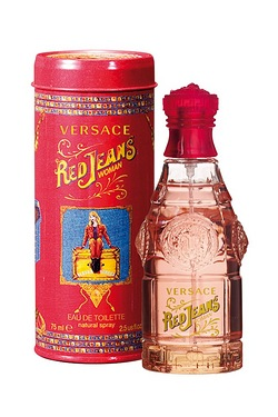 Versace Red Jeans EDT