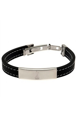 Tottenham Hotspur Football Club Stainless Steel/Silicone Bracelet