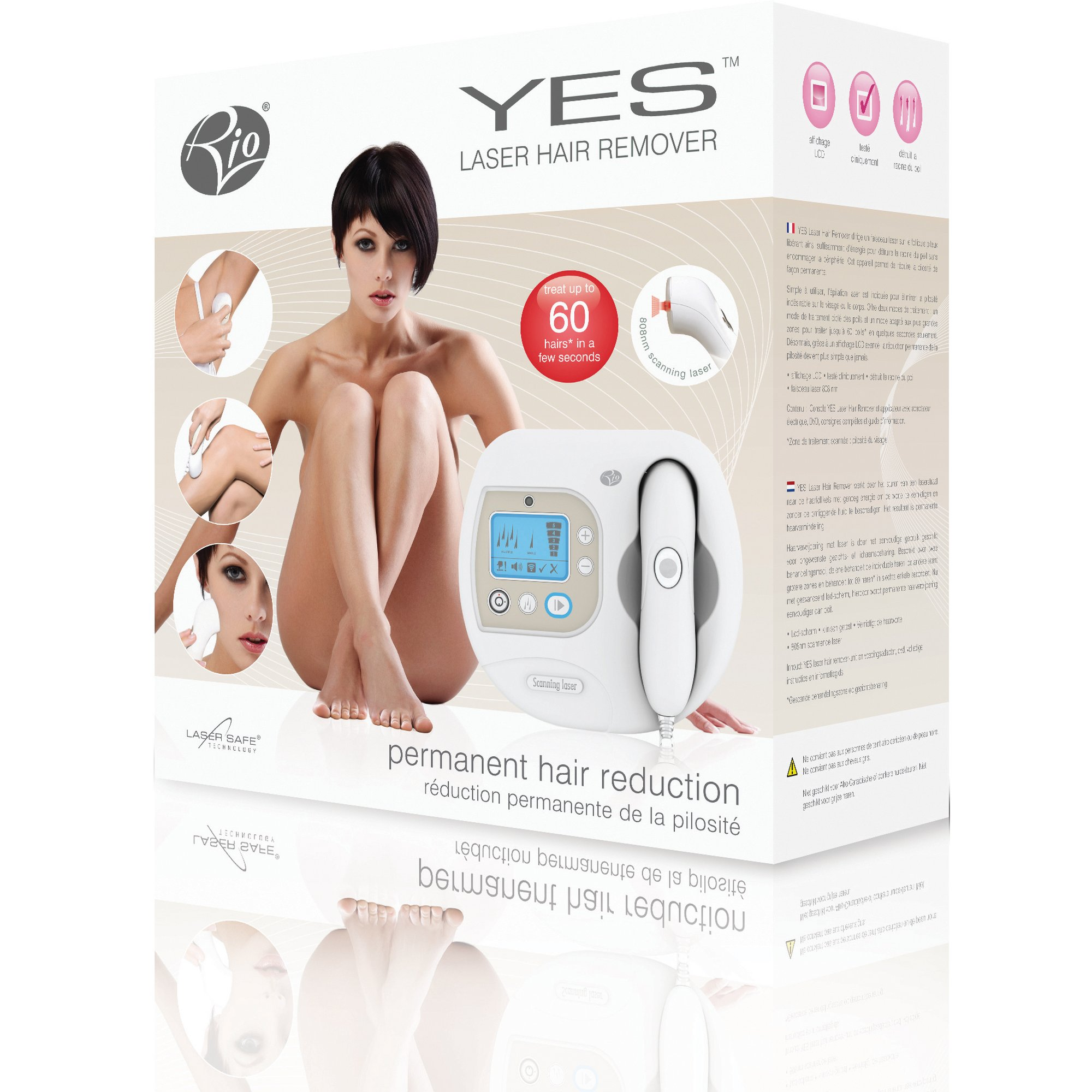 Image of Rio - YES Laser Hair Remover