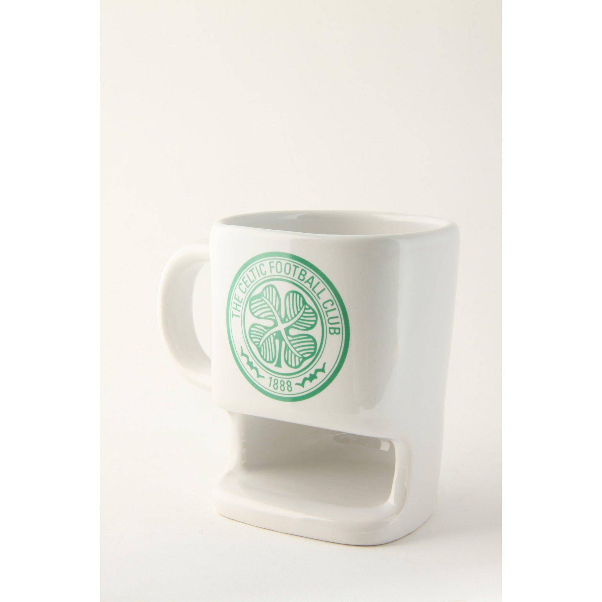 Image of Celtic Biscuit Logo Mug