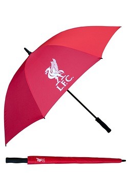 Official Licensed Liverpool Single Canopy Golf Umbrella