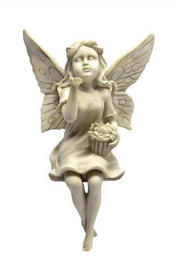 Fairy Blowing Kisses Ornament