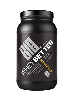 Whey Better Banoffee Protein Powder 750g
