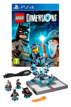 PS4: LEGO Dimensions Starter Pack