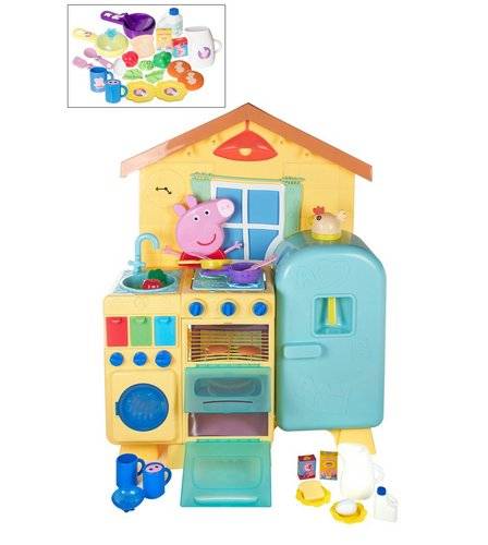 Peppa Pig House Kitchen Target