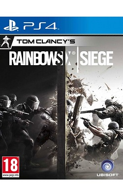 PS4: Rainbow Six: Siege