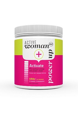 Active Woman: Activate Strawberry Protein Shake 450g