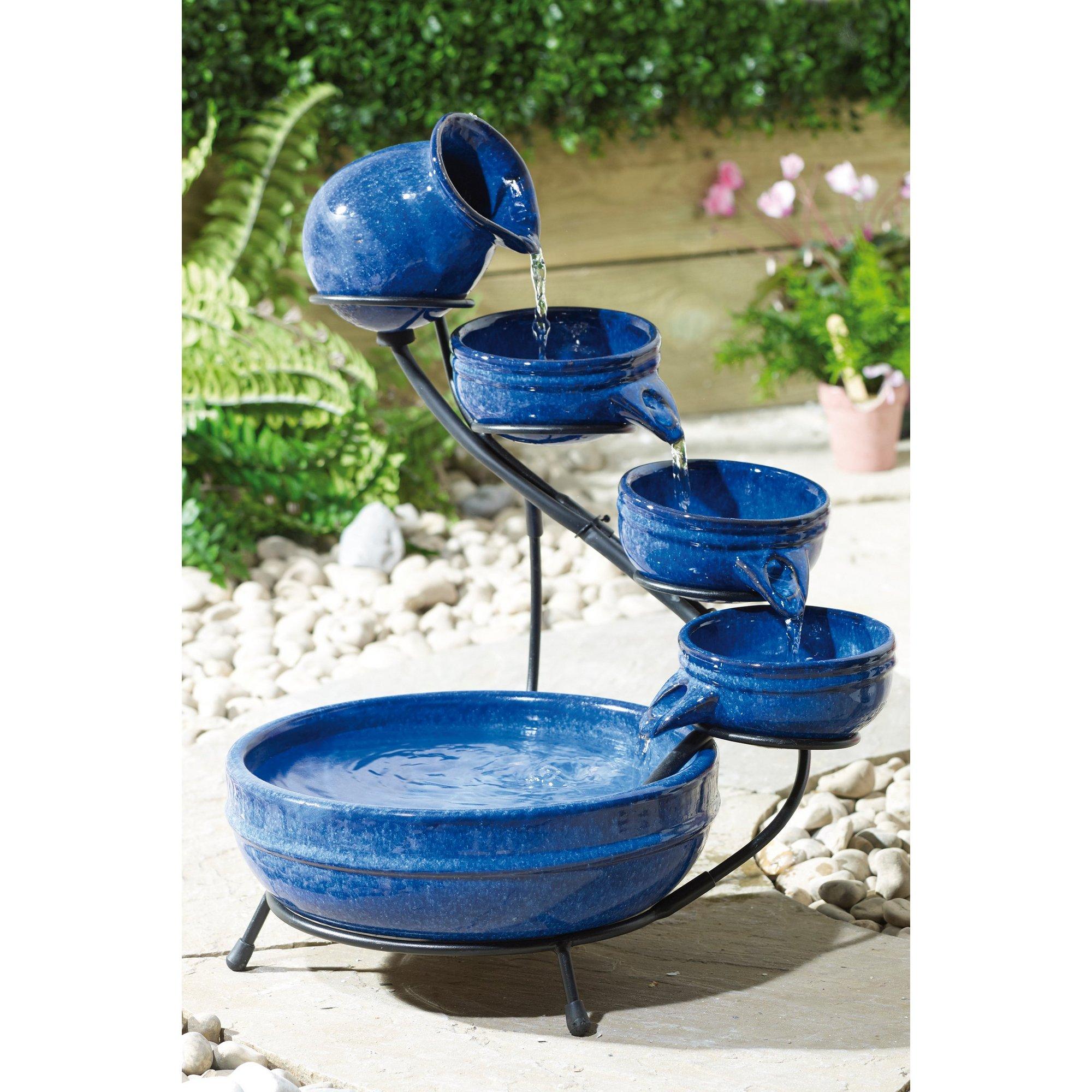 Image of Solar Cascade Fountain
