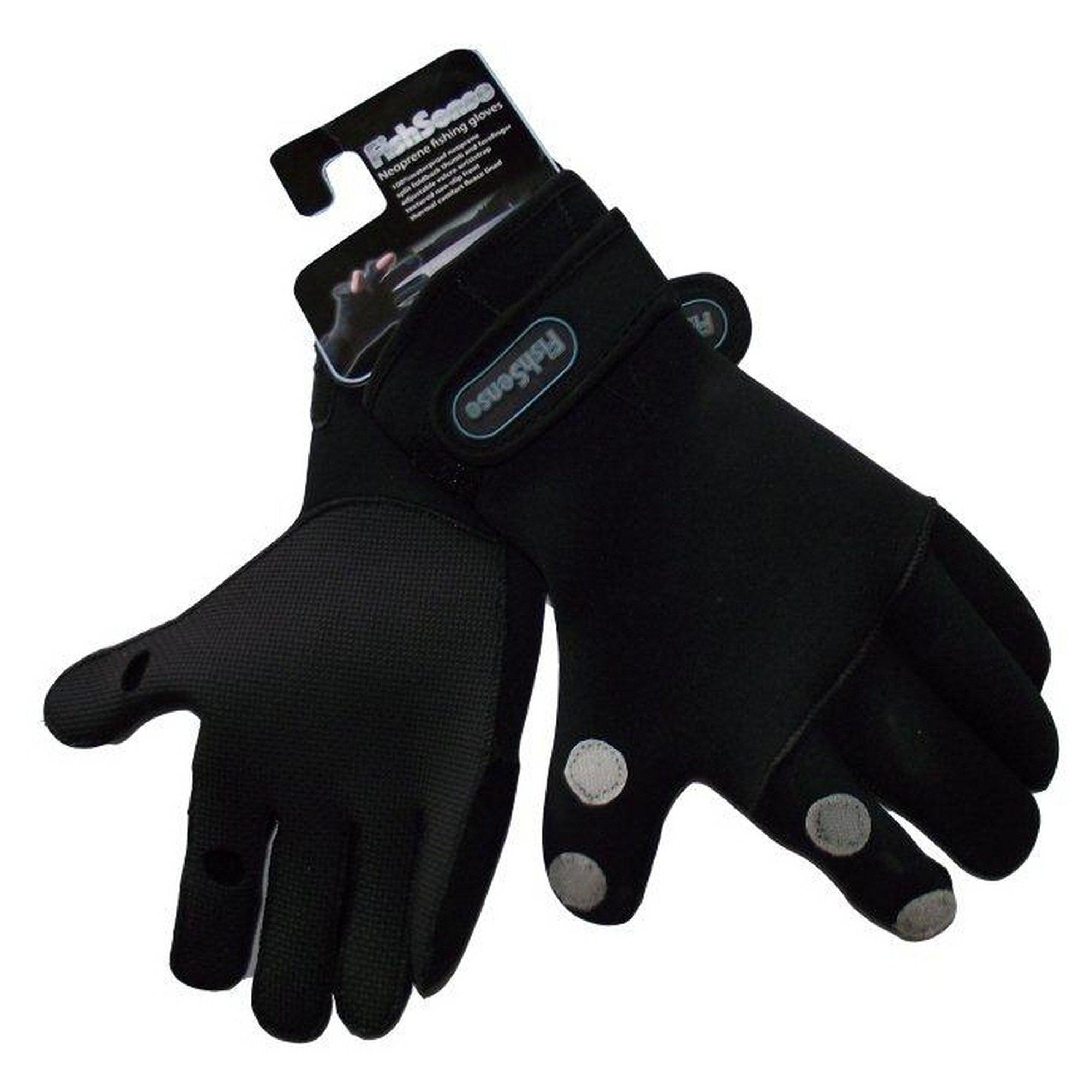 Image of FishSense Neoprene Fishing Gloves