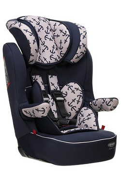 Little Sailor 1-2-3 Car Booster Seat