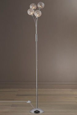 Eve Circle Ball Floor Lamp