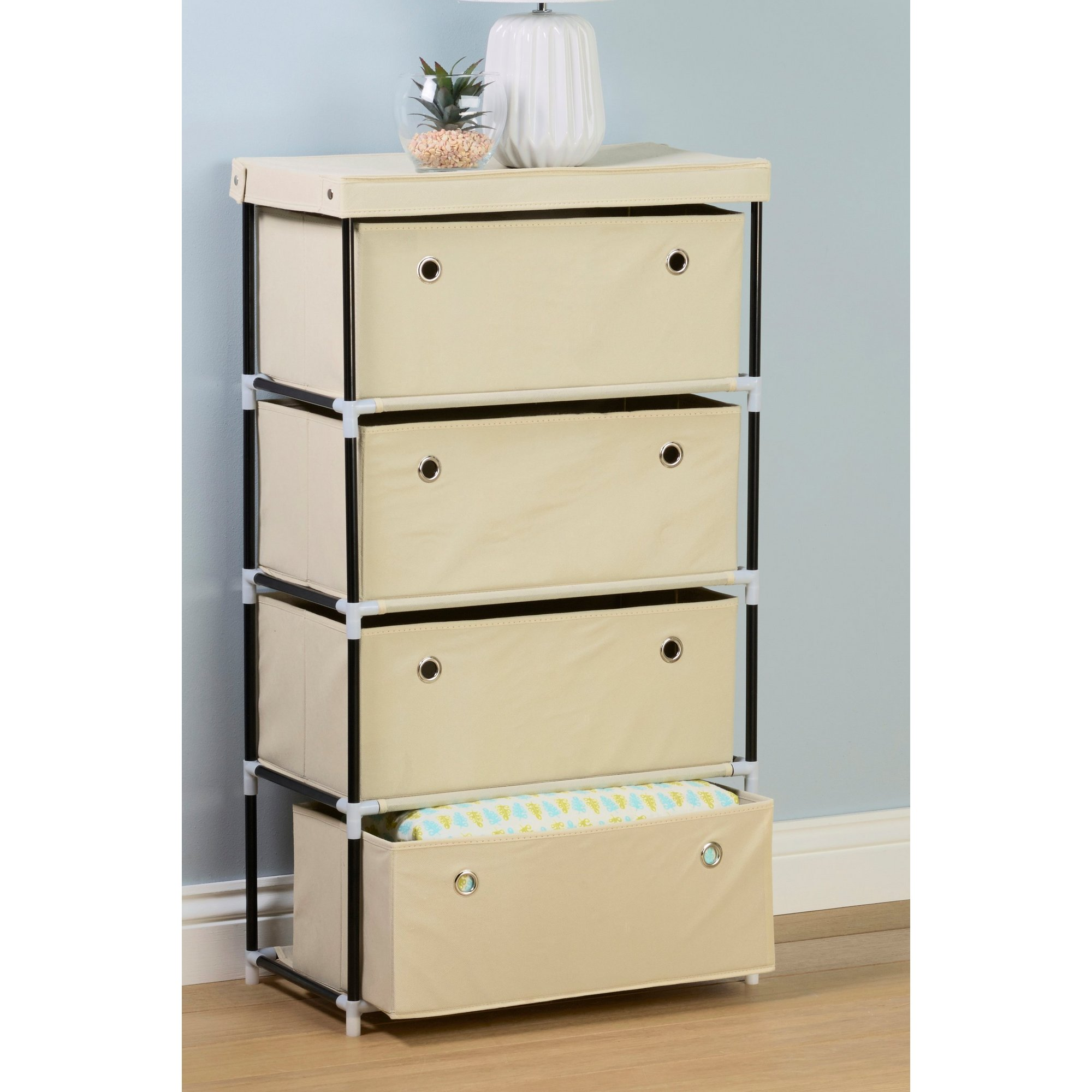 Image of 4-Drawer Cabinet