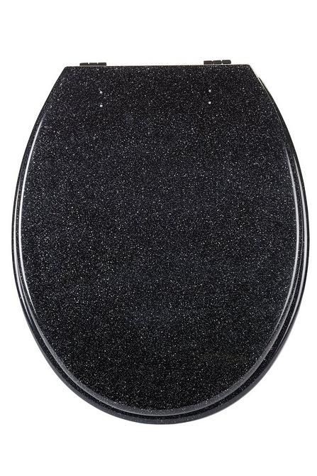 Tremendous Glitter Toilet Seat Beatyapartments Chair Design Images Beatyapartmentscom