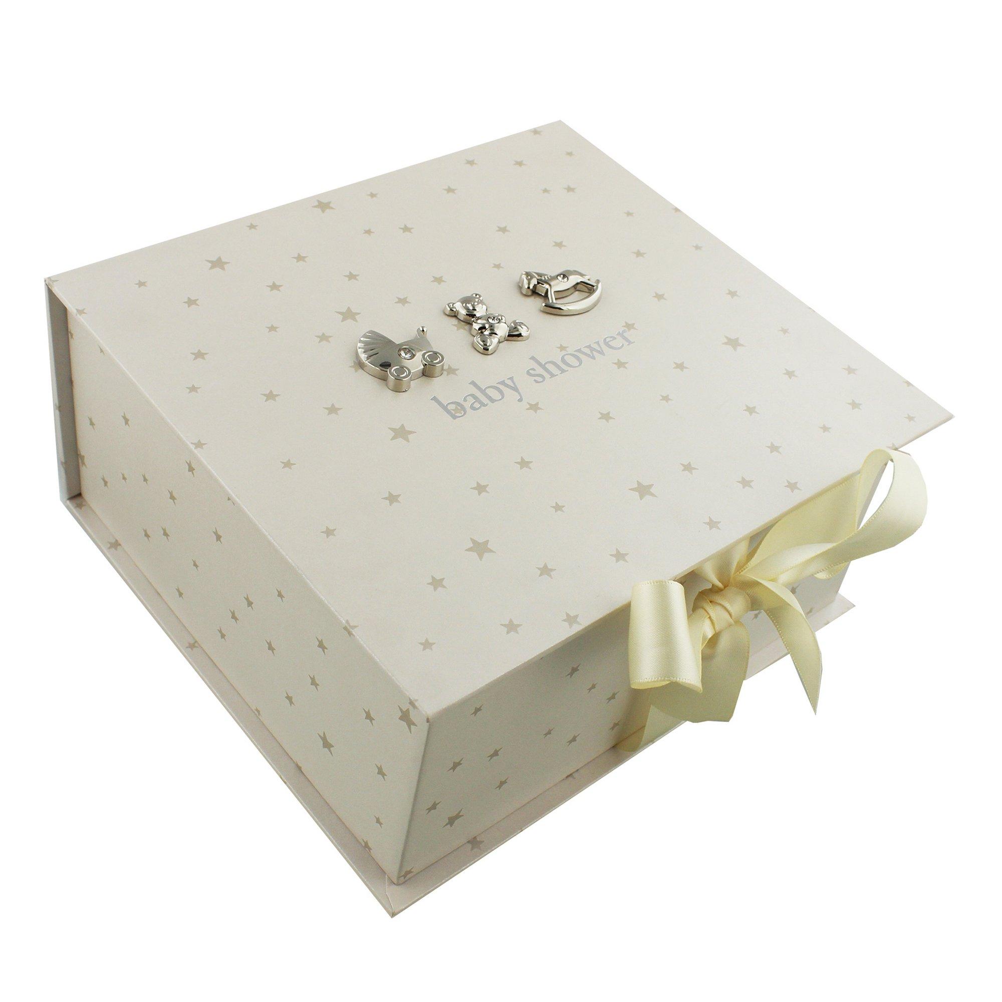 Image of Bambino Baby Shower Keepsake Box