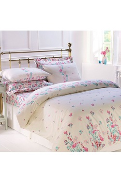 Studio Home Meadow Flannelette Bedroom Bumper Set