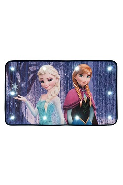 Disney Frozen Elsa and Anna Musical Door Mat