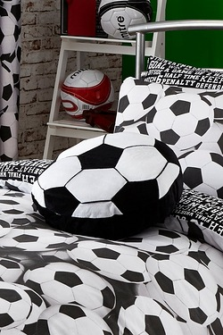 Its a Goal Cushion