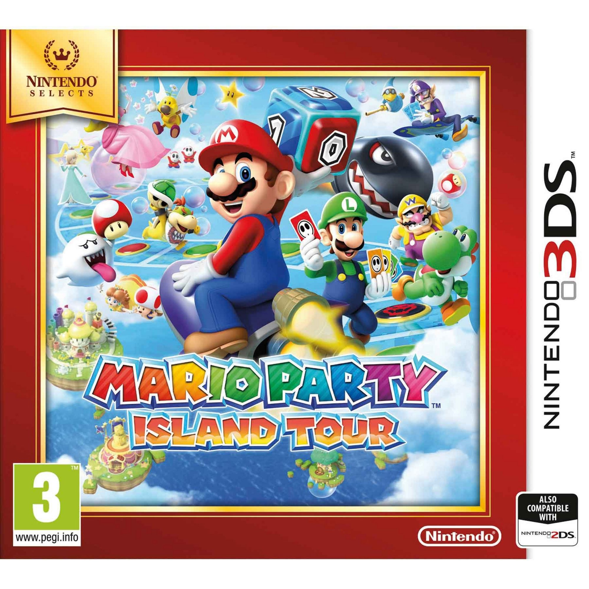 Image of 3DS: Mario Party Island Tour