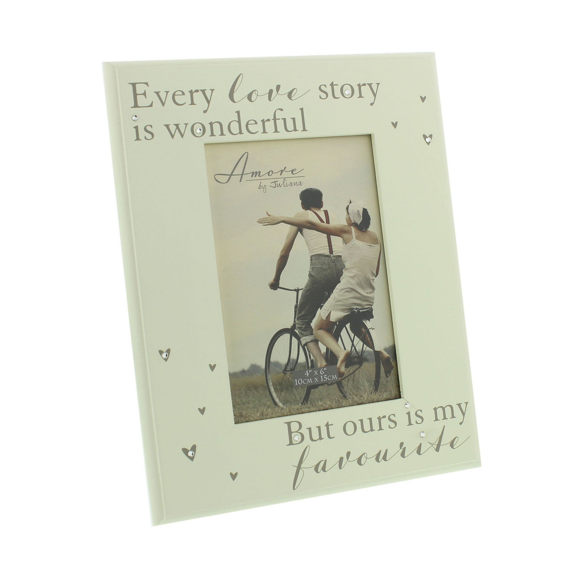 Image of Amore Photo Frame Every Love Story