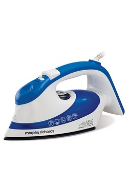 Morphy Richards Eco Turbo Steam Dual Zone Iron