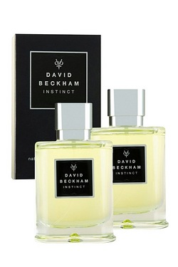 David Beckham Instinct EDT Twin Pack