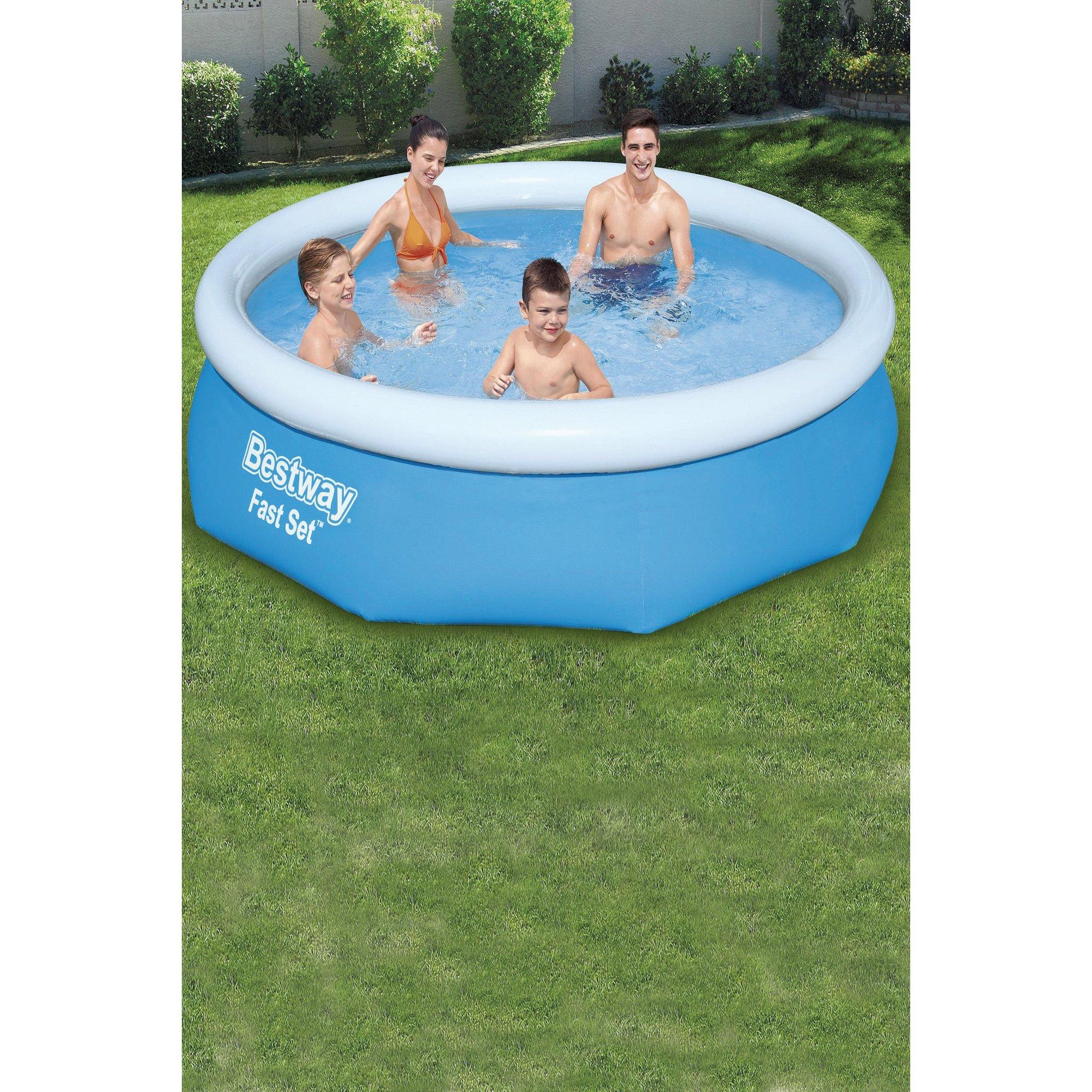 Image of Bestway 10ft Fast Set Pool